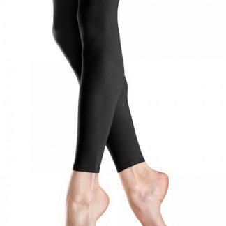 Bloch Endura Footless tights, black