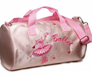 Katz Satin Barrel Bag-tutu design