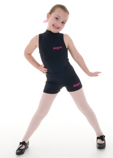 Dance UK Hotpants with offical logo