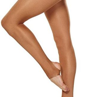 Capezio Ultra Shimmer Stirrup Dance Tights, Child and Adult, Performance Tights