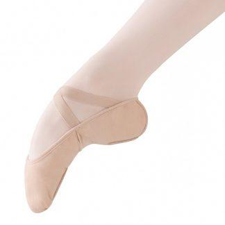 Ballet Shoe - Canvas - Split-sole -Pink (Senior)-0