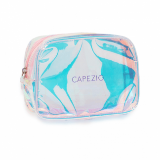 Capezio Holographic Make-up Bag-0
